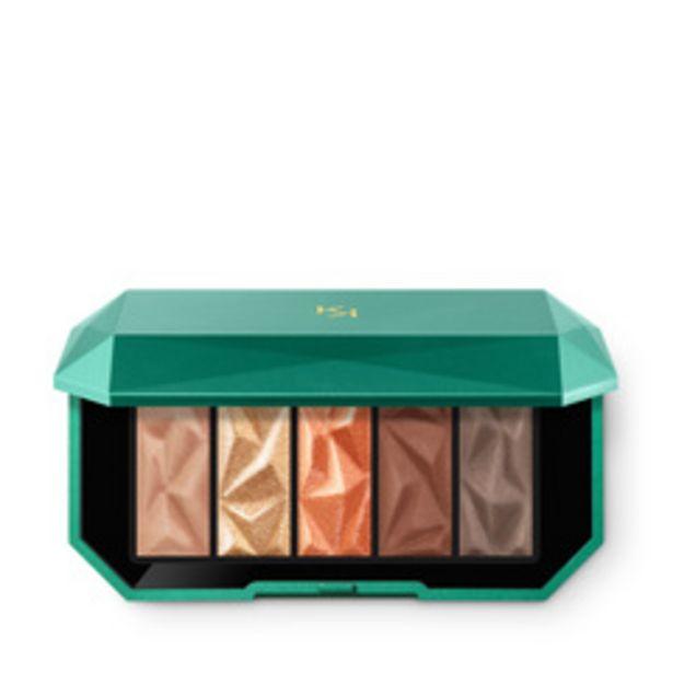 Oferta de Holiday gems  gorgeous eyeshadow palette por 8,5€