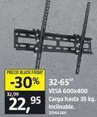 Oferta de Soporte para tv por 22,95€