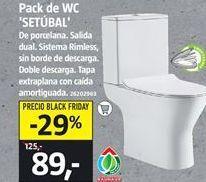 Oferta de Wc por 89€