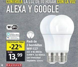 Oferta de Bombilla por 13,99€
