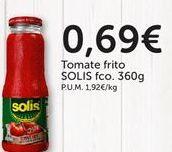 Oferta de Tomate frito Solís por 0,69€