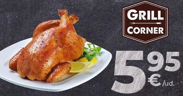 Oferta de Pollo asado por 5,95€