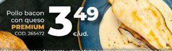 Oferta de Pollo Premium por 3,49€