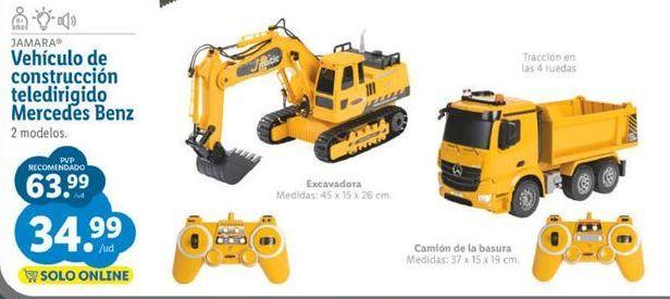 Oferta de Juguetes de construcción por 34,99€