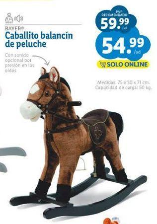 Oferta de Balancín por 54,99€