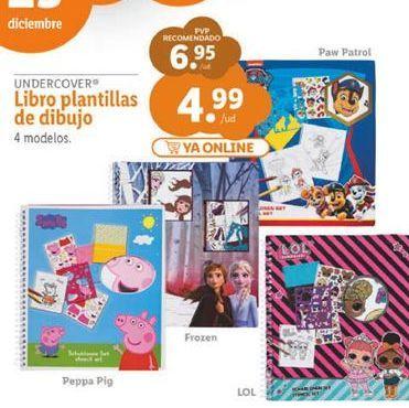 Oferta de Libros para colorear por 4,99€