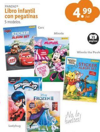 Oferta de Libros infantiles por 4,99€