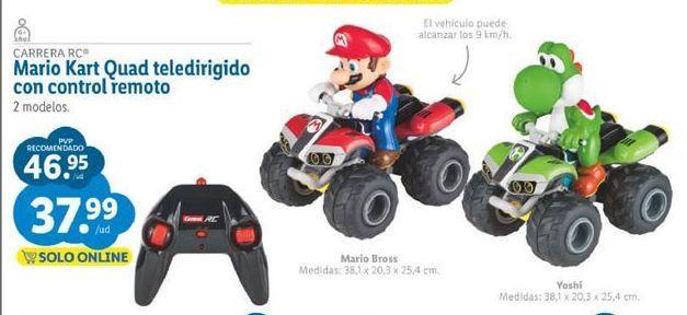 Oferta de Juguetes Carrera por 37,99€
