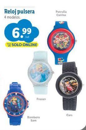 Oferta de Reloj pulsera por 6,99€