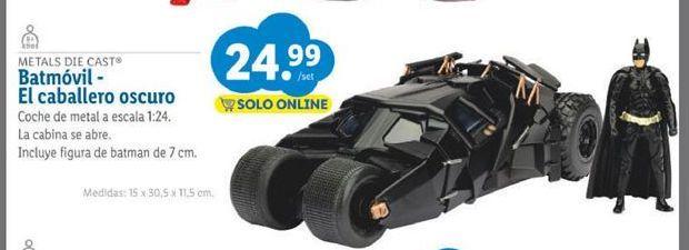 Oferta de Figuras coleccionables Batman por 24,99€
