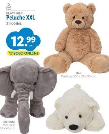 Oferta de Peluche por 12,99€