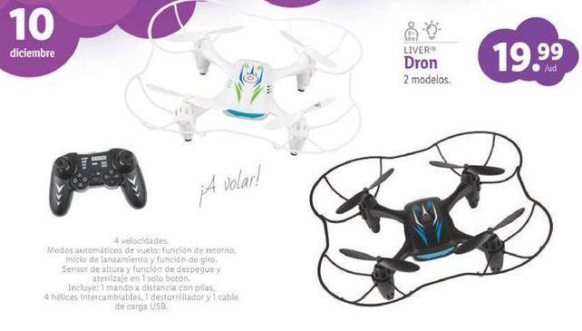 Oferta de Drone por 19,99€