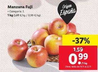 Oferta de Manzanas por 0,99€