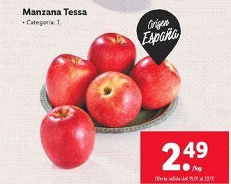 Oferta de Manzanas por 2,49€