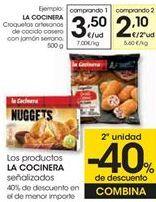 Oferta de Los productos LA COCINERA Señalizados  por 3,5€