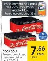 Oferta de Coca-Cola por 7,56€
