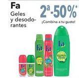 Oferta de Fa Geles y desodorantes  por