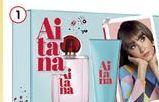 Oferta de Aitana + body shimmer por 14,99€
