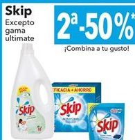 Oferta de Skip excepto gama ultimate por