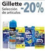 Oferta de Gillette Selección de artículos  por
