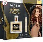 Oferta de Malú glam rock + vial por 9,95€