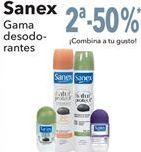 Oferta de Sanex Gama desodorantes  por