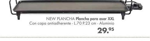 Oferta de Plancha de asar xxl por 29,95€