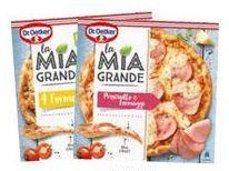Oferta de La Mia Grande pizza Dr Oetker por 3,69€
