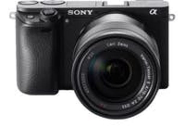 Oferta de Sony a A6300 + T* E 16-70mm F4 ZA OSS MILC 24,2 MP CMOS 6000 x 4000 Pixeles Negro por 1734€