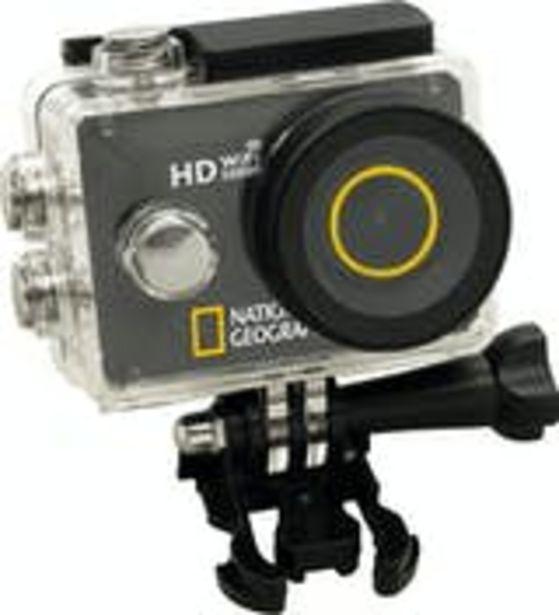 Oferta de National Geographic MOTION Action Camera Full HD Wi-Fi por 78,5€