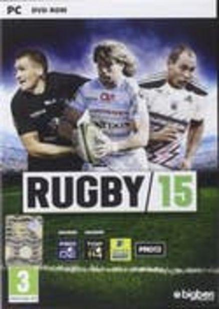 Oferta de BIGBEN INTERACTIVE Rugby 2015 Pc por 11,31€