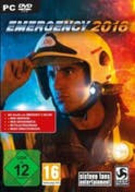 Oferta de Deep Silver Emergency 2016 vídeo juego Básico PC Alemán por 23,81€