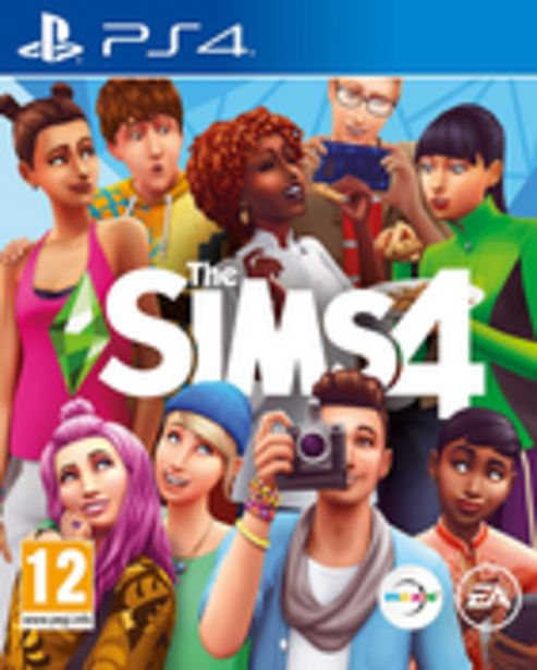 Oferta de EA Games Los Sims 4 (PS4) por 29,99€
