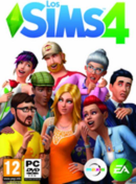 Oferta de EA Games Los Sims 4 (PC) por 38,94€
