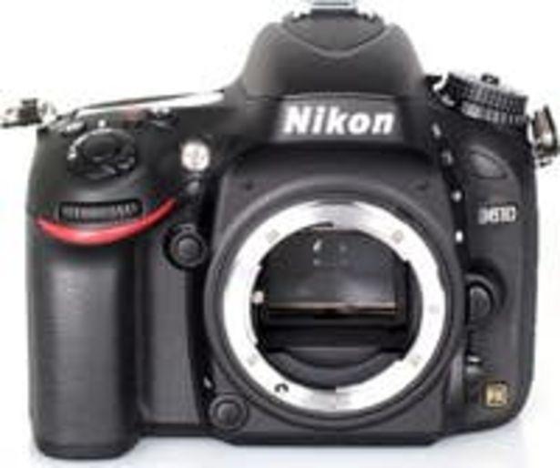 Oferta de Nikon D610 Cuerpo por 742,08€