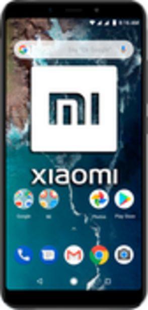 Oferta de Xiaomi Mi A2 64GB+4GB RAM por 109€