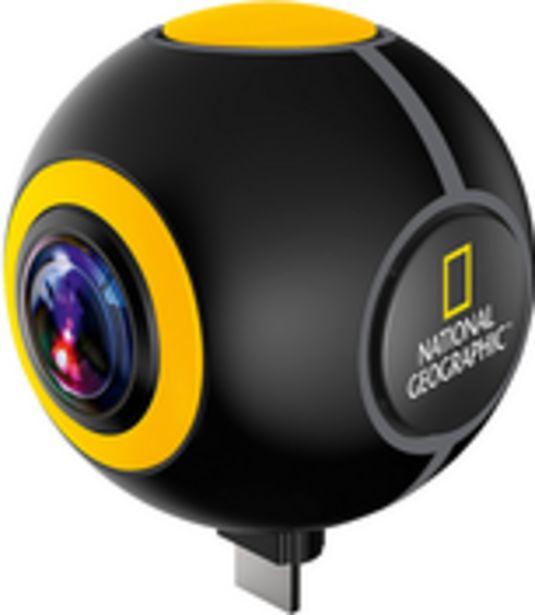 Oferta de National Geographic Camara 720º HD1024 por 80,84€