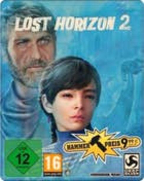Oferta de Deep Silver Lost Horizon 2 (Steelbook) vídeo juego PC Alemán por 18,38€