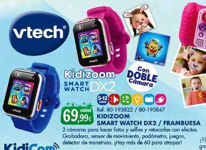 Oferta de Smartwatch Vtech por 69,99€
