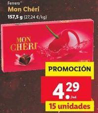 Oferta de Mon Chéri Ferrero  por 4,29€