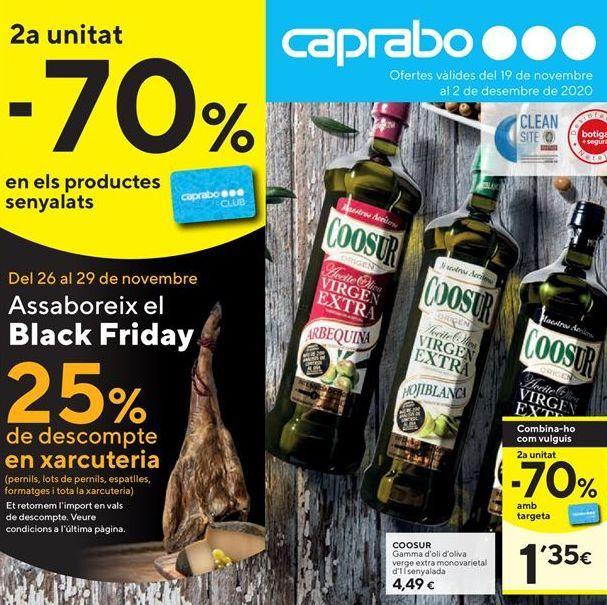 Oferta de Aceite de oliva virgen Coosur por 4,49€