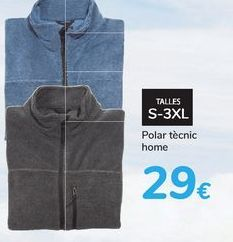 Oferta de Polar técnico hombre  por 29€