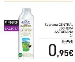 Oferta de Suprema CENTRAL LECHERA ASTURIANA por 0,95€