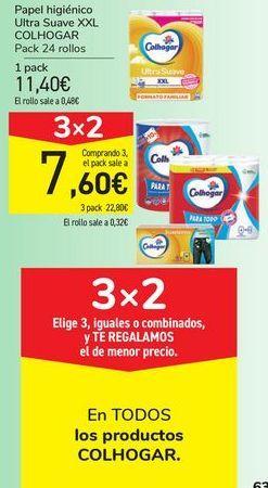 Oferta de En TODOS los productos COLHOGAR  por