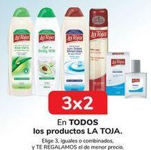 Oferta de En TODOS los productos LA TOJA por