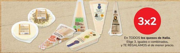 Oferta de En TODOS los quesos de Italia. por