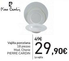 Oferta de Vajilla porcelana  por 29,9€