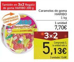 Oferta de Caramelos de goma HARIBO por 7,7€