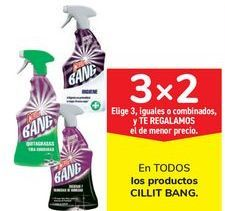 Oferta de En TODOS los productos CILLIT BANG por