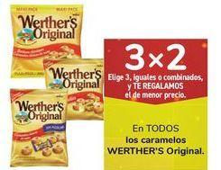 Oferta de En TODOS los caramelos WERTHER'S Original por